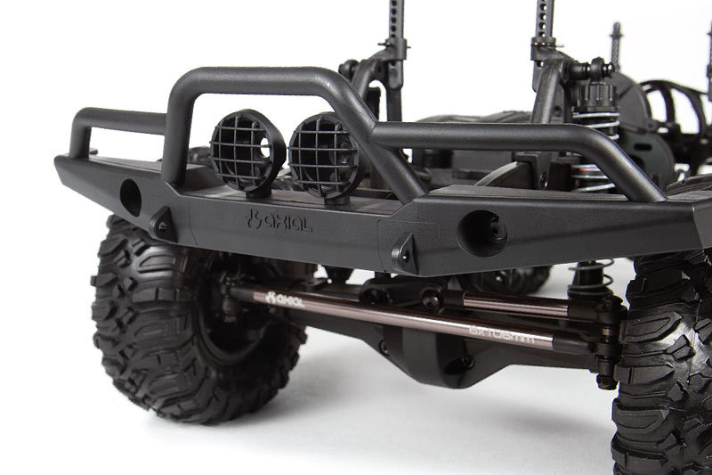 Axial Racing - SCX10 Dingo 1/10th Scale Electric 4WD - Kit