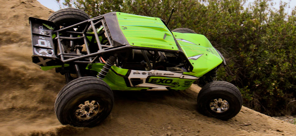 Axial R C : Axial racing exo th scale electric wd terra buggy
