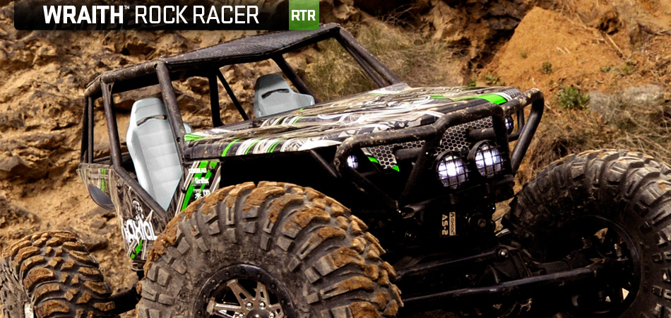 product wraithrtr 950x450 Axial Wraith Rock Racer (1/10 Scale Electric 4WD)