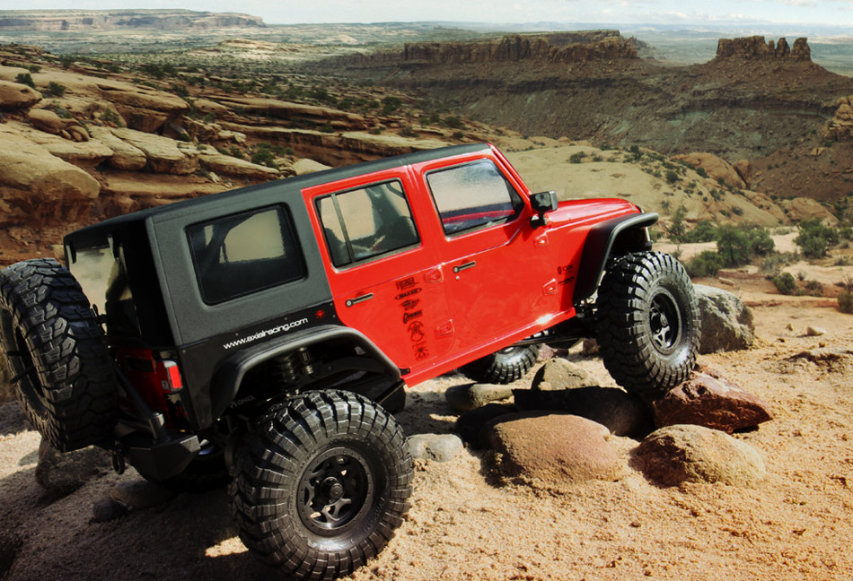 Axial Jeep Wrangler Rubicon : Axial racing scx ™ jeep wrangler unlimited