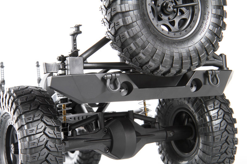 Axial Scx10 2012 Jeep 174 Wrangler Unlimited Rubicon 1 10th