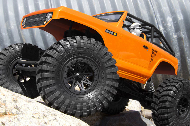 Axial Racing - AX10™ Deadbolt 1/10 Scale Electric 4WD - RTR