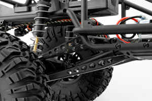 4 link suspension 300 Axial Wraith Rock Racer (1/10 Scale Electric 4WD)