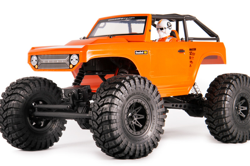 axial racing ax10 deadbolt 1 10 scale electric 4wd rtr