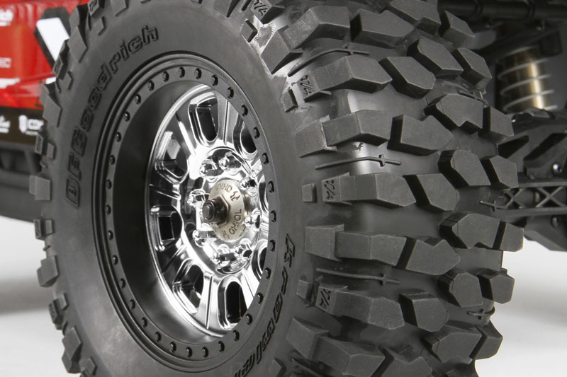 Extreme Off Road Tires For Extreme Off-road Duty