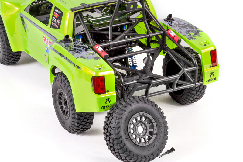 Axial Racing - Yeti™ SCORE® Trophy Truck® 1/10 Scale