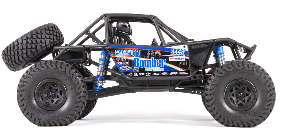 Axial R C : Axial racing rr bomber th scale electric wd rtr
