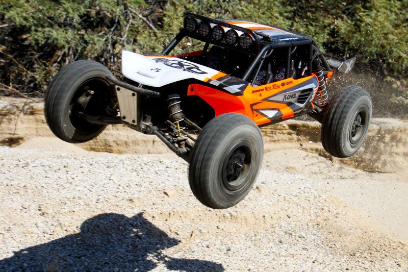 Axial Racing - EXO - 1/10th Scale Electric 4WD Terra Buggy - Kit
