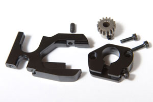 exo feature 03 motor mount 900 Axial EXO 1/10th Scale Electric 4WD Terra Buggy  Kit