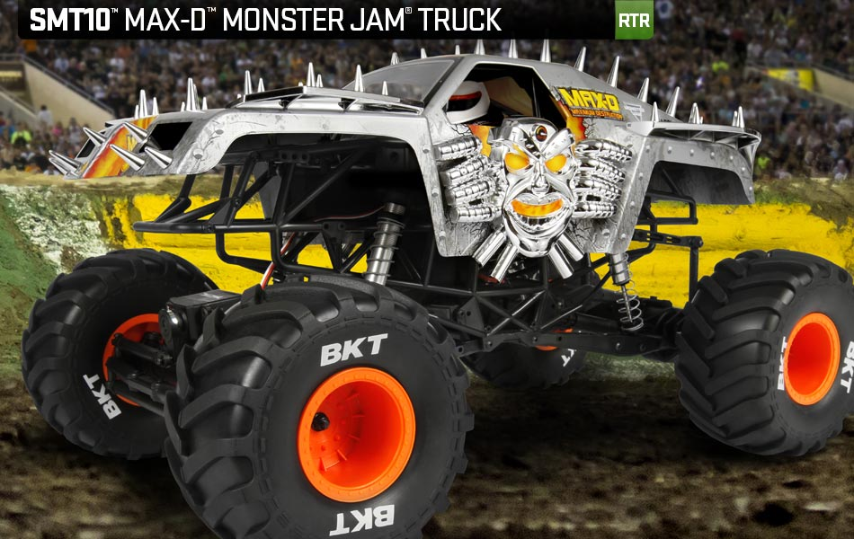 Axial smt10 maxd monstrous jam - Model News - MSUK RC Forum