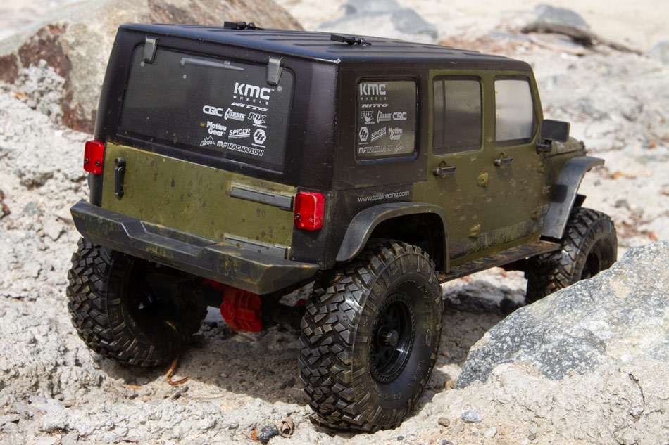 Axial Racing 2017 Jeep 174 Wrangler Unlimited Rubicon
